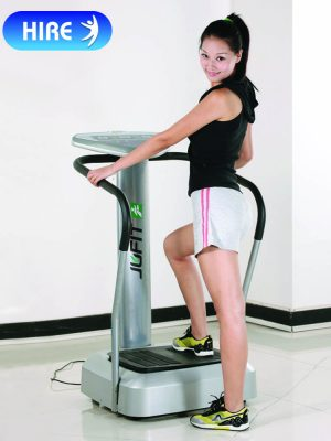 Crazy Fit Vibration Power Plate for Hire