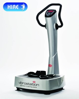 Vibrostation Vibration Power Plate for Hire