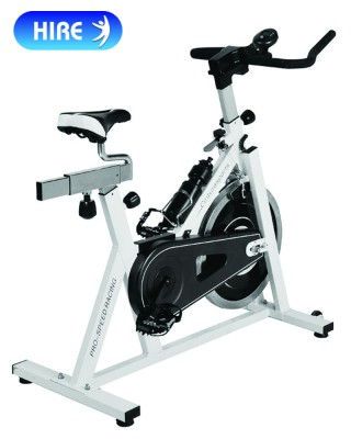 Spin Racing Exercise Bike for Hire