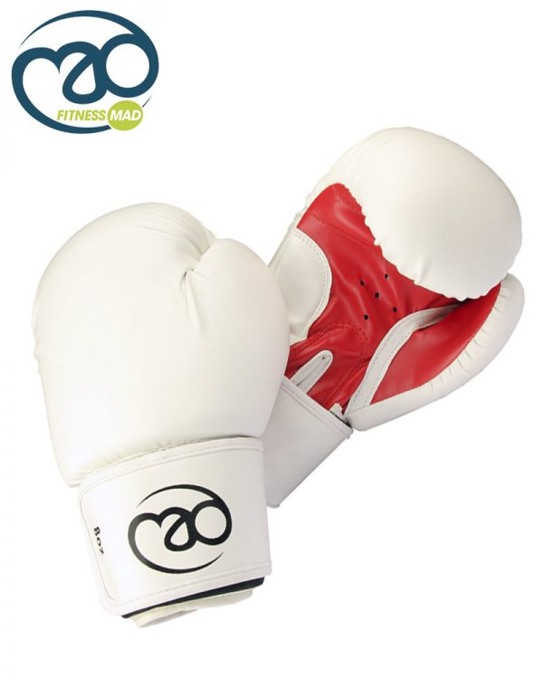 Womens Leather Sparring Gloves_A